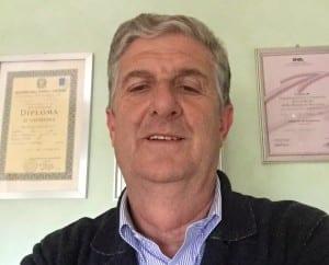 Il sindaco di Avigliano Umbro Luciano Conti