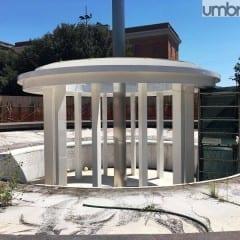 Fontana piazza Tacito, c'è anche idea 'museo'