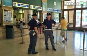 Polizia ferroviaria Polfer Terni generica - 4 agosto 2016 (21)
