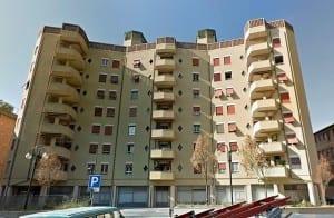 L'edificio 'Ridolfiano'