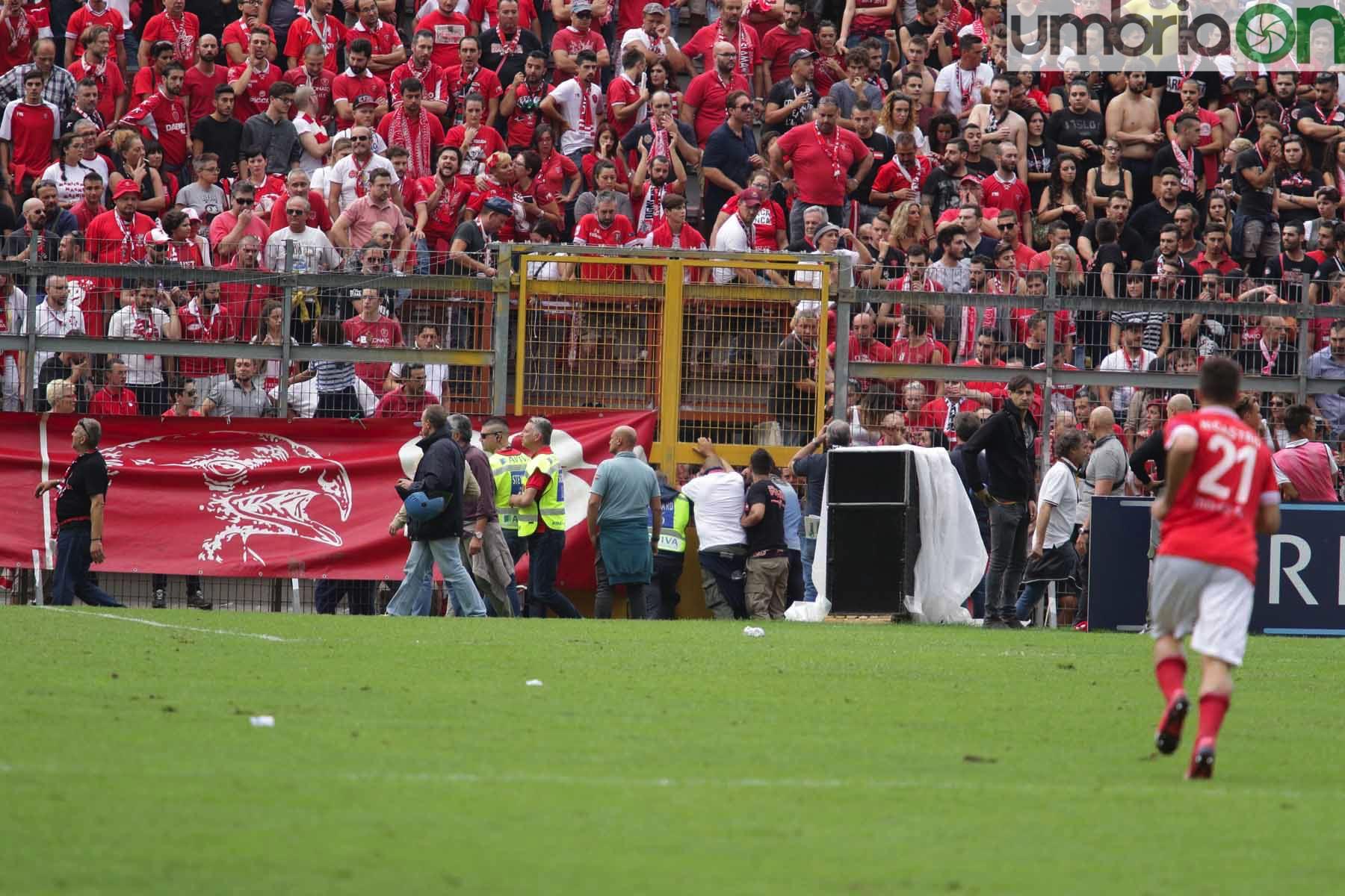 Serie B, 4° giornata: Cittadella in fuga, parità nel derby umbro