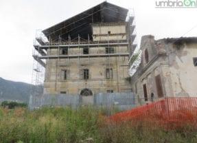 Terni, Villa Palma: prima asta a vuoto