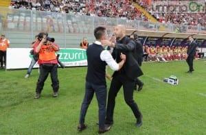 Cristian Bucchi e Benito Carbone