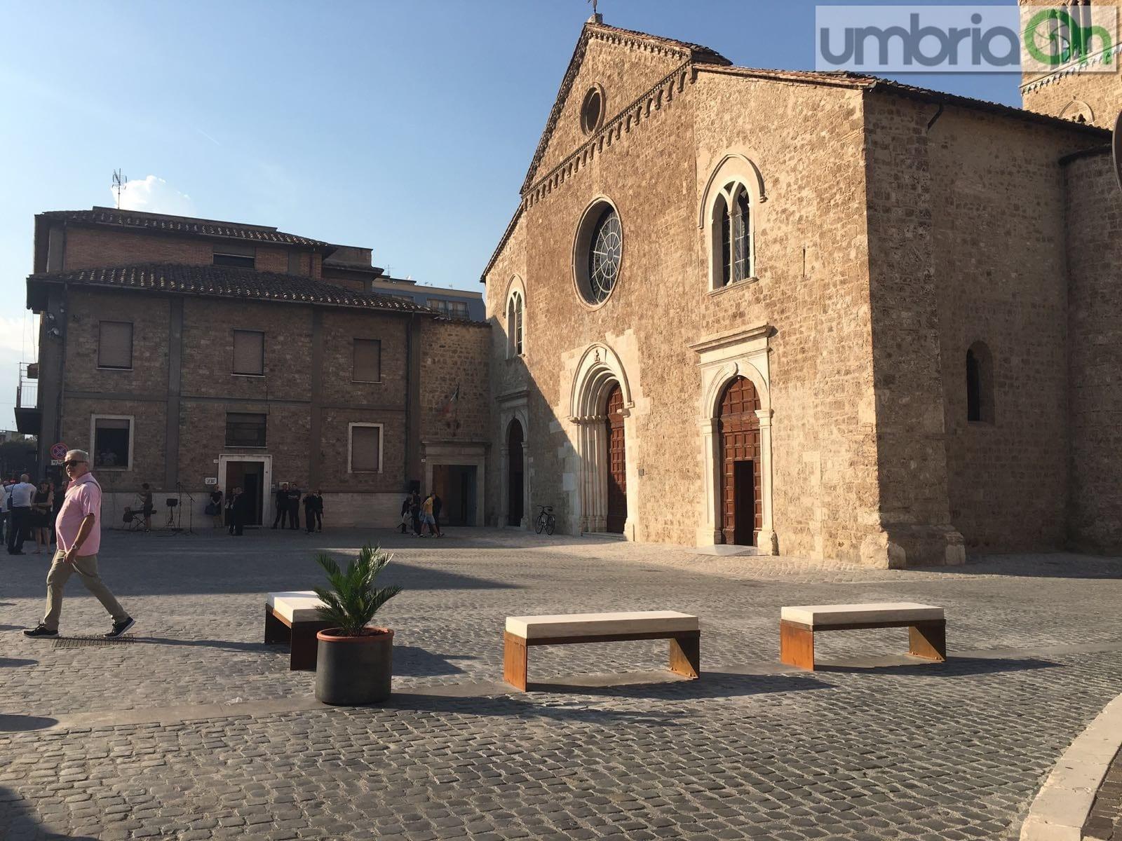 Terni san francesco nuova vita alla piazza umbriaon for Piazza san francesco prato