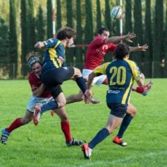 Rugby, buon weekend per le umbre