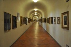 Il museo degli Uffizi