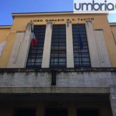 Liceo Tacito a Terni, c'è 'La notte delle muse'