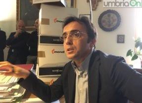 Terni, 'Spada': Piacenti verso le dimissioni