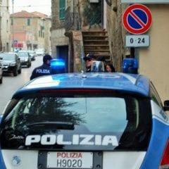 Perugia, ruba corrente al condominio