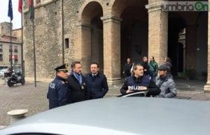 Polizia e Finanza a palazzo Spada