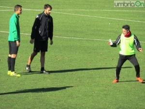 Male Valjent in occasione del gol di Lasagna