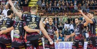 Volley, Sir Perugia: Milano a zero