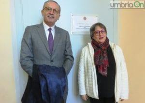 Luigi Carlini e Luciana Leonelli