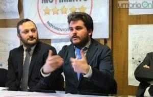 Andrea Liberati e Thomas De Luca