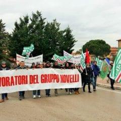 Ex Novelli, sindacati: «Vogliamo chiarezza»