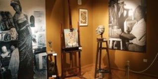 Le opere di Innocenzi in mostra a Terni