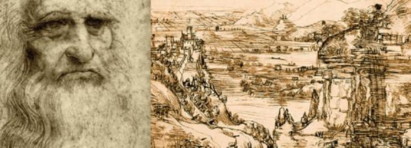 Leonardo alla Cascata, si alza il sipario