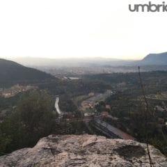 Leonardo alla Cascata: «Valore per l'Umbria»