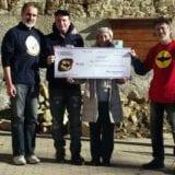 A Narni fumetti 'buoni' 10.000 euro a Amatrice