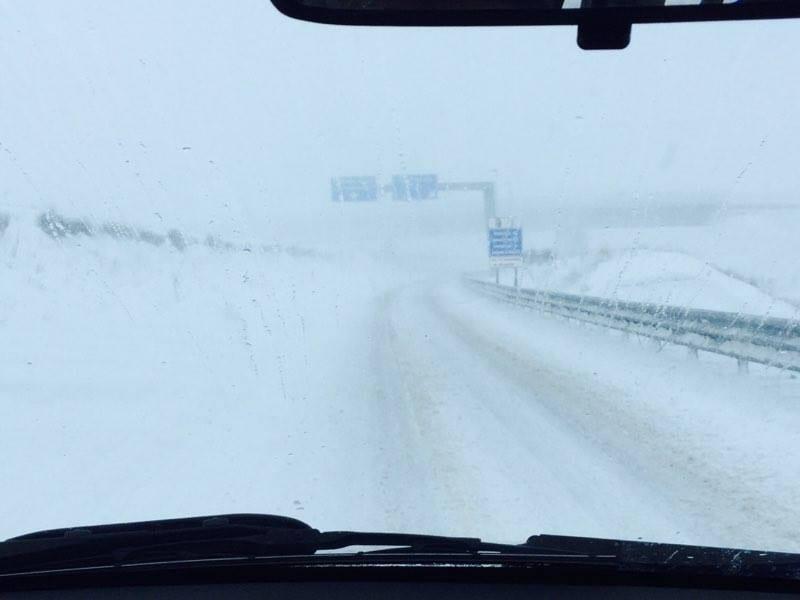 Umbria gelo e neve stop ai mezzi pesanti umbriaon - Portata massima tir ...
