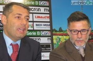 Danilo Pagni e Benito Carbone