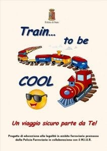 TRAIN TO BE COOL polizia