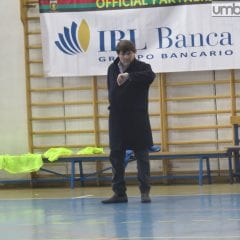 Futsal, Daniele D'Orto si prende la Ternana