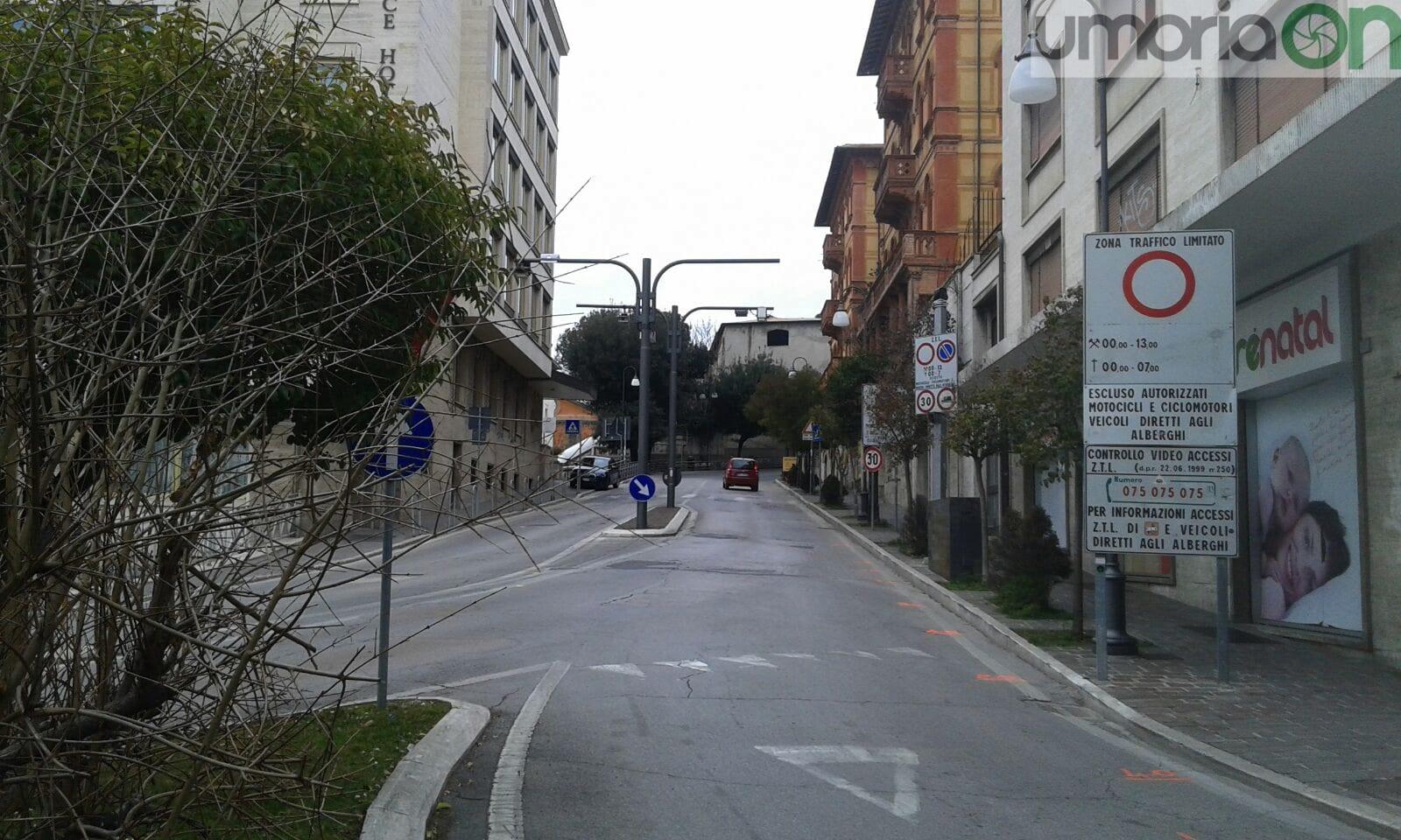 Ufficio Ztl Perugia : Permessi ztl scaduti centinaia di multe in città corriere dell