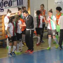 Futsal, finale scudetto Ternana crolla a Roma
