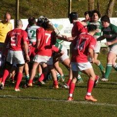 Rugby, bene Perugia. Franchigia battuta