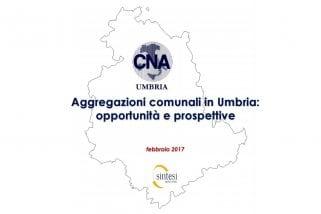 Umbria, Cna sulle aggregazioni comunali