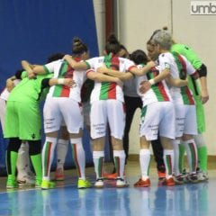 Futsal, la Ternana ipoteca il primo posto