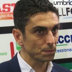Perugia-Frosinone 1-0, parla Moreno Longo