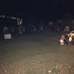 Norcia, la protesta: «Notte di veglia»
