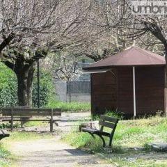 Villaggio Matteotti, 'restyling' del parco