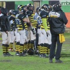 Football, Terni Steelers facile a Pescara