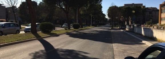 Via Alfonsine a Terni, cambia la circolazione