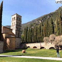 San Pietro in Valle, l'abbazia ritrovata