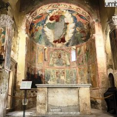 Lungo la via Flaminia con Dante e Leonardo