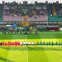 Avellino-Perugia 0-5 Cinquina biancorossa