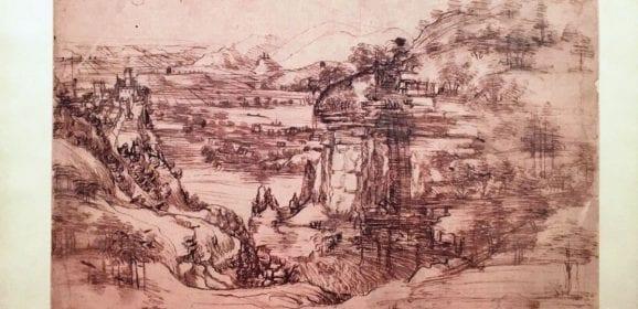 Leonardo alla Cascata «su incarico papale»