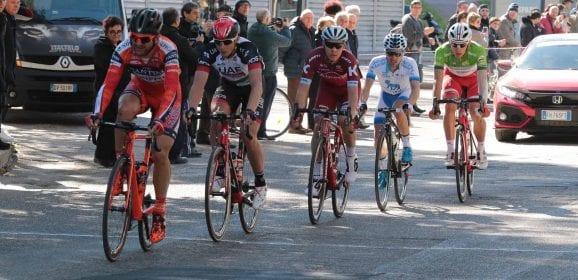 Tappa tutta umbra alla 'Tirreno-Adriatico'
