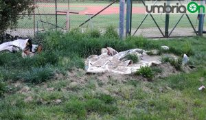 Percorso Verde Perugia danni da maltempo