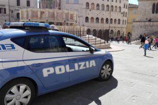 Droga a Perugia, arresto e denuncia