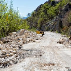 Castelluccio di Norcia: «Vogliamo la strada»