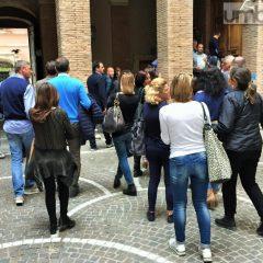 Lavoratori ex Novelli: «Basta rappresaglie»