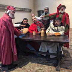 Narni, Corsa all'Anello: Giorgione superstar