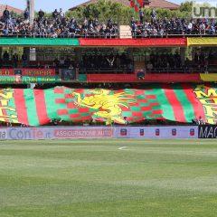 Ternana-Frosinone 2-0 vista da Mirimao