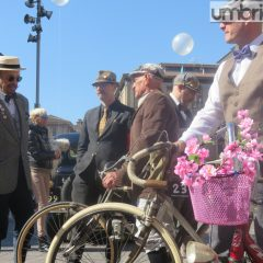 Terni, La Valentiniana parte con il Tweed ride