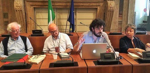 Terni, 'Diritti in piazza': la città vista da Portelli